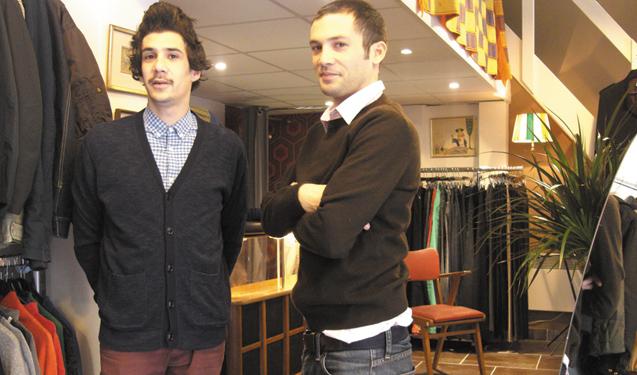 Alex & François Tarrazi ont ouvert le premier dépôt vente pour homme à Marseille. «Le Dépôt» parle de lui-même et propose une sélection de vêtements et accessoires de luxe exclusivement...