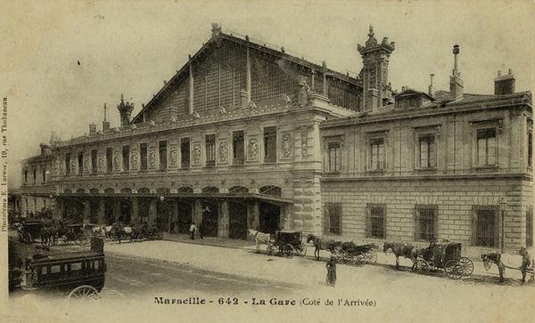 La Gare Saint Charles Toutma