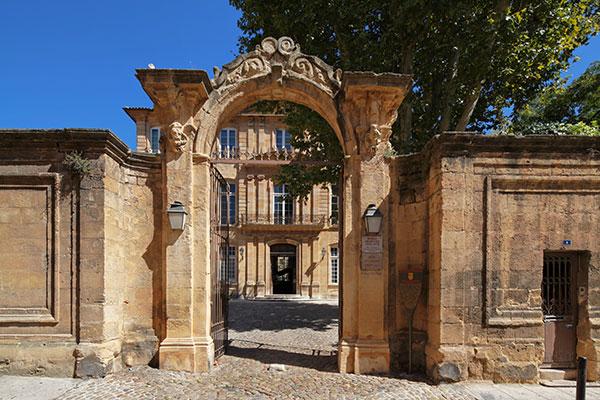 H tel de caumont un nouveau centre d 39 art vivant aix - Hotel de caumont aix en provence ...