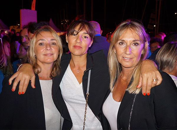 Florence Martin, Sylvie Thiroux, Nathalie Martin