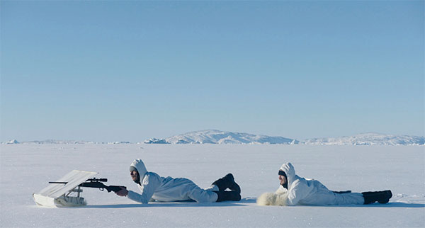 Voyages au Groenland