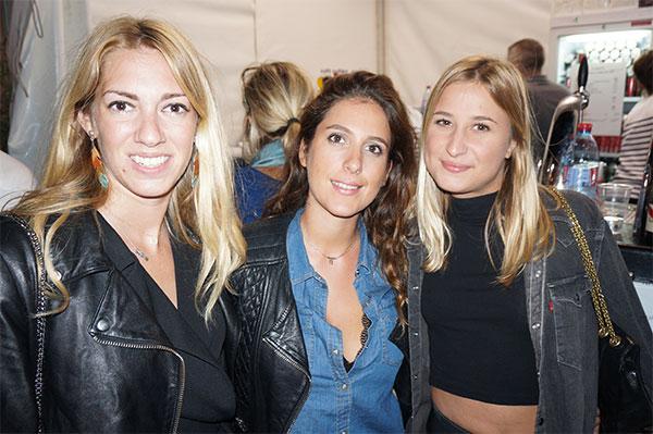 Lola Donoyan, Alexia Fieschi, Chalotte Perdereau
