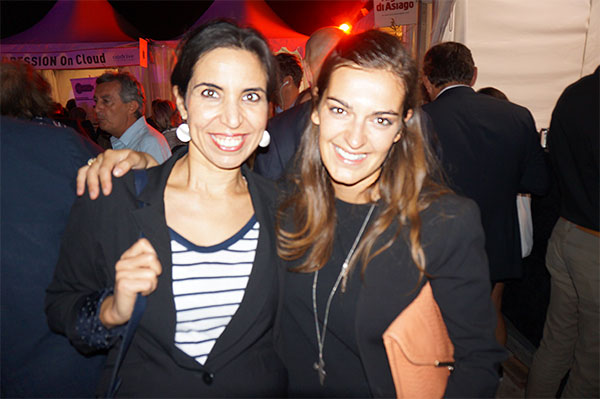 Ouria Djellouli & Sophie Loiseau