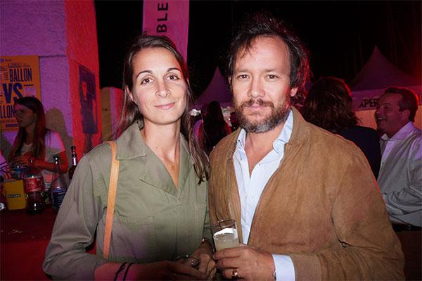 Pauline Champeau & Alexandre Sarkis