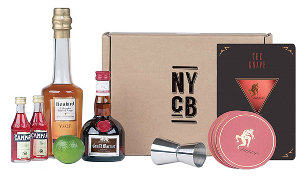 18- New York Cocktail Box