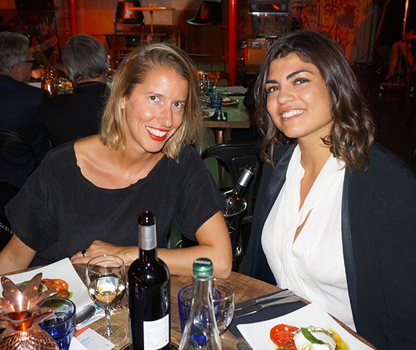 Capucine Imbert & Marina Baio FROJO