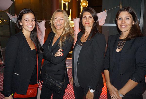 Margaux Gabrielli, Verane Bergeron Moreau, Stéphanie Meyer, Cyrielle Launoy DIVINE [ID]