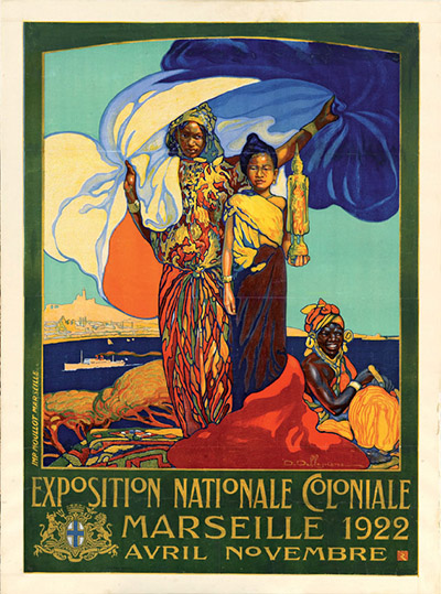 Dellepiane, Exposition nationale coloniale 1922