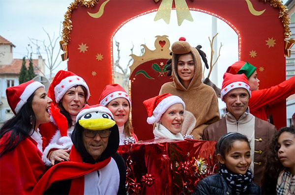 Grande parade de Noël