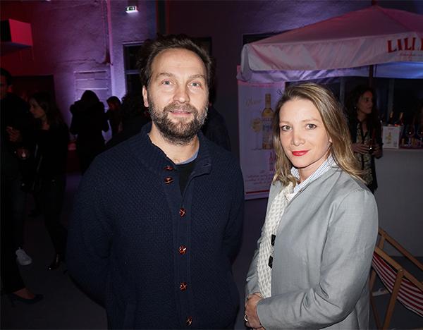 Matt Gamet MMMM & Rachèle Zenou VALENTINE AND CO