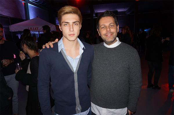 Raphaël Ostorero RUBAN ROUGE & Julien Flores J'AI ÉPOUSÉ UNE PERLE