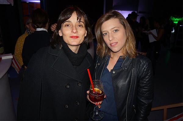 Sophie Sutra & Clémentine Coulon BLEU CLÉMENTINE