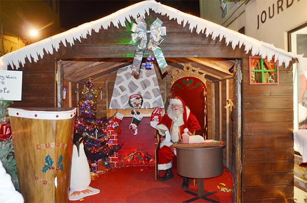 La maison du père-Noël