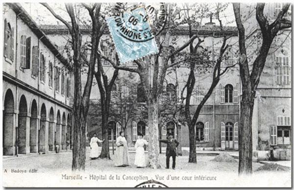 Hôpital de La Conception