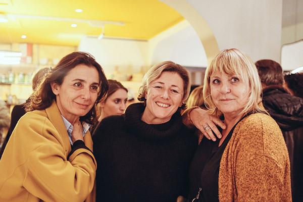 Françoise Siffrein-Blanc, Virginie Dumon & Véronique Traquanti
