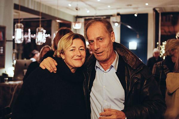 Virginie Dumon et Didier Siffrein-Blanc