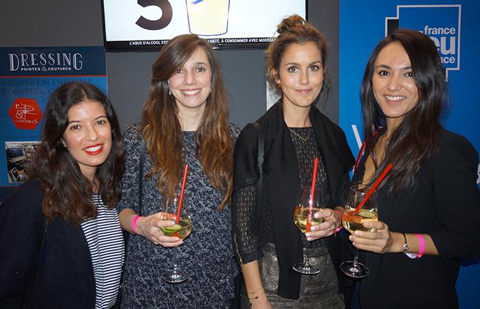 Alexia Amanou, Florence du Chaffaut, Julie Mihalache, Sophie Carbuccia MY MARSEILLE