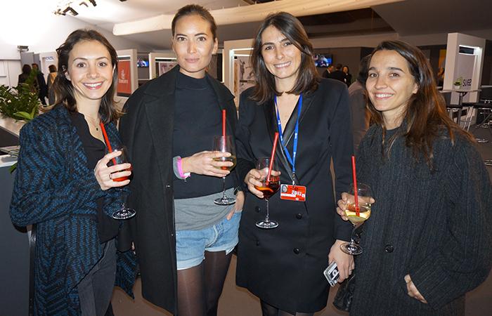 Aurélie Rousseau, Bettina de Boisse ASSOCIATION AUTOUR DE L'ENFANT, Malicia Caujolle OPEN 13 PROVENCE, Laura Fritz