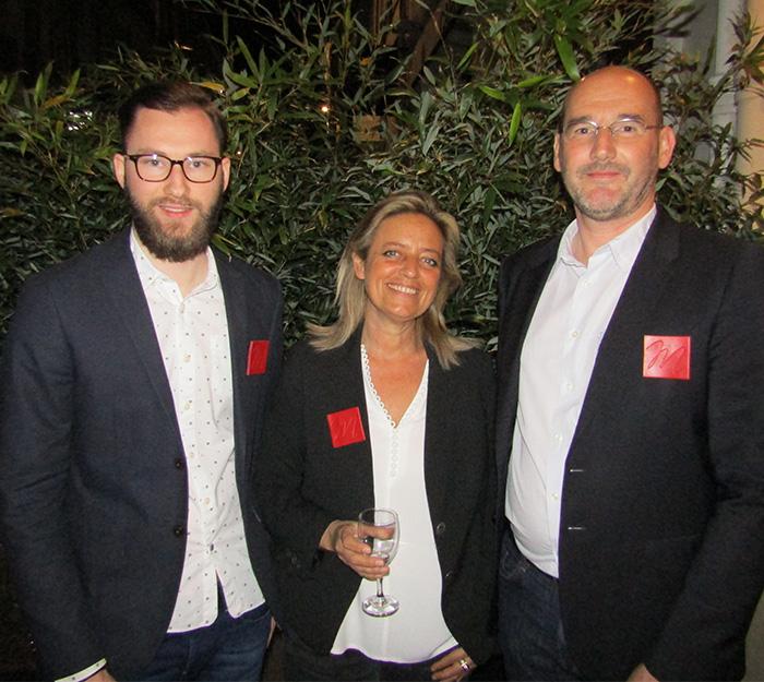 BERTRAND Guillaume, DE VILLERS Nathalie, BERTRAND Didier (LE MARQUIS)