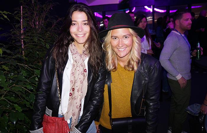 Charlotte Crousillat WITH & Kim Marsilj MCO CONGRÈS// ACONTRALUZ