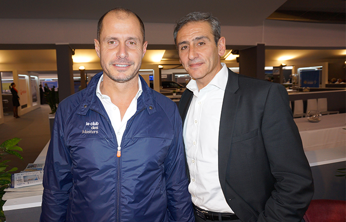 Jean-Christophe Marquet LE CLUB DES MASTERS & Silvio Iacovino SOFITEL MARSEILLE VIEUX-PORT