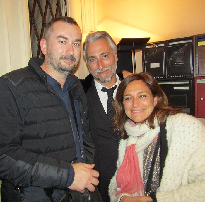 MAILLEFERT Nicolas (MAILLEFERT OPTICIENS), LAMBERT Thierry (WIIS), BOTTE Dominique (LABO)