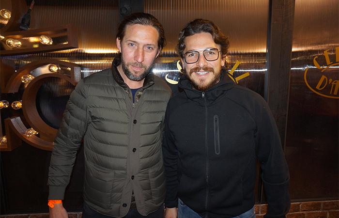 MAthieu Gaffajoli CAFFE COSTADORO & Fabrice Blisson I-WANTIT