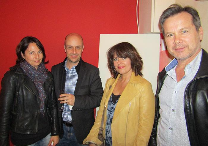 M. et Mme CANEPA, M. et Mme PIERNOT