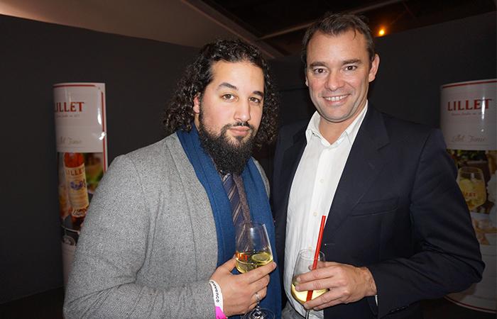 Nouredine Azzouk & Sébastien Henry LA CAUTION GEEK