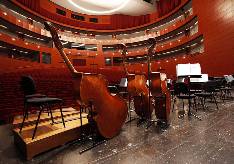 Le Grand Théâtre de Provence ©Caroline Dutrey