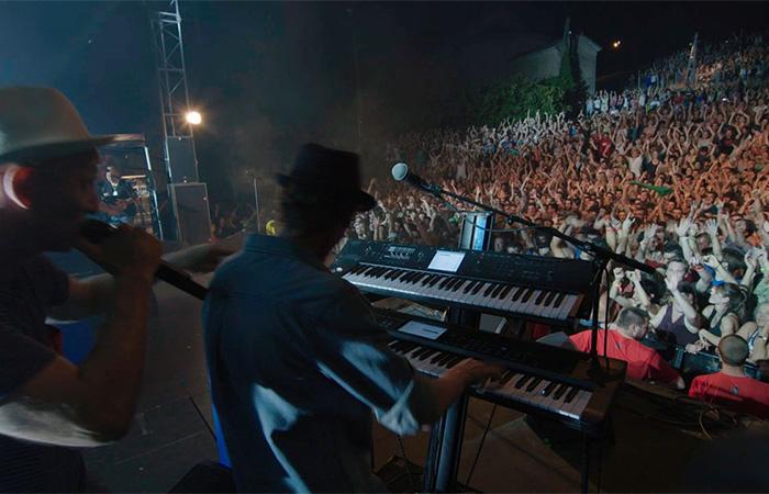 Massilia Sound System Festival de la Chabriole ©Les films d'Espigoule