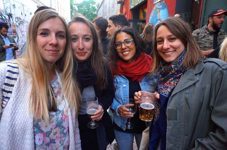 Aurélie Martinod LA NUIT MAGAZINE, Élia & Sati LES THÉÂTRES AIX-MARSEILLE, Justine MAILINBLACK