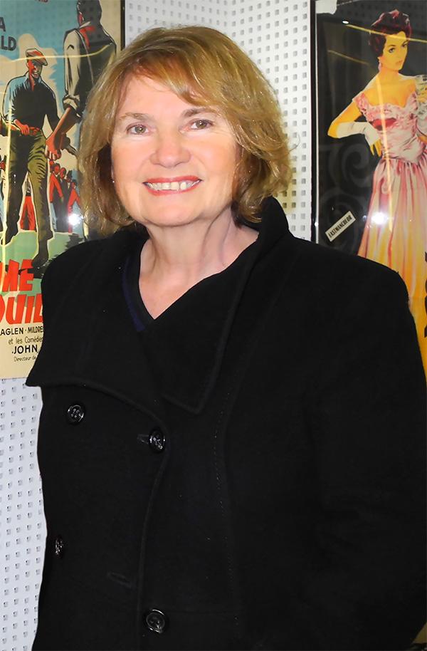 Françoise Ravaux-Kirkpatrick