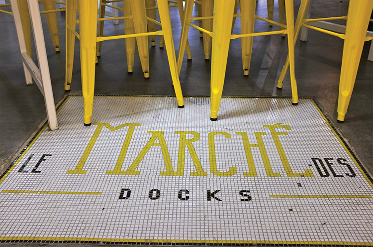 Le Marché des Docks