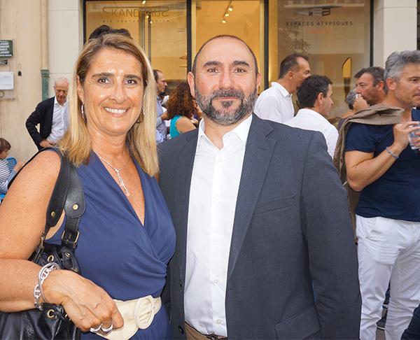 Carine Beaujeu & Philip Esposito CEPAC