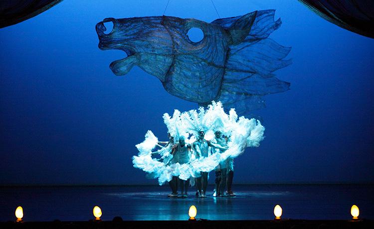 La Verità les 20 et 22 décembre au Grand Théâtre de Provence ©Viviana Cangialosi, Compagnia Finzi Pasca