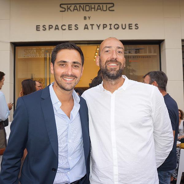 Laurent Levazeux & Philippe Manni ESPACES ATYPIQUES