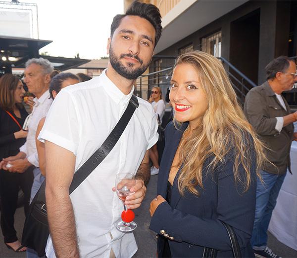 Nicolas Lopez UN MEDITERRANEEN & Valérie Sabban MADEMOISELLE VALERIE STYLE
