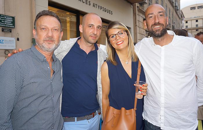 Pascal Lacoste SURFACE PRIVÉE, Julien Fouque SURFACE PRIVÉE, Claire Rossignol, Philippe Manni ESPACES ATYPIQUES