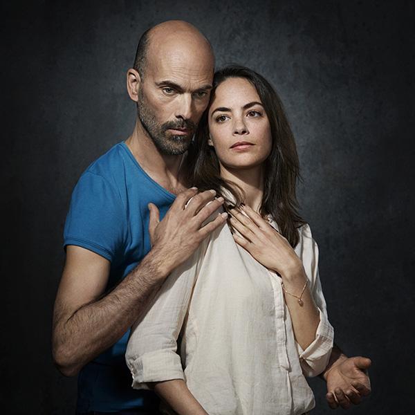 Trois sacres Berenice Bejo et G.-Korganow