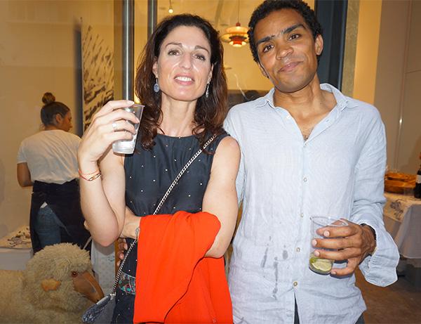 Valérie Brest & Paul Watel - Bambuck  ATLAXYS