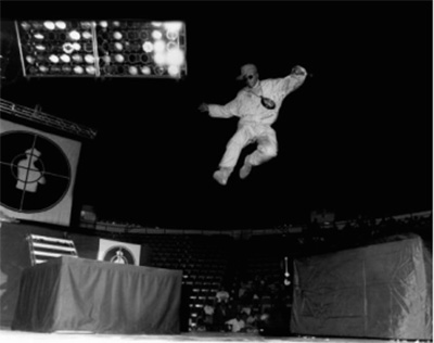 Flav In The Air ©Getty-images