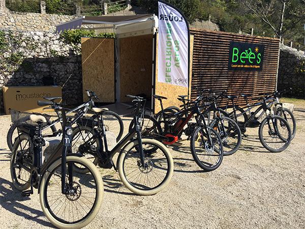 Station-de-location-de-vélos-électriques-Vauvenargues
