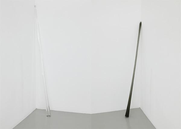 Dominique Blais, Sans Titre (les colonnes d'air), 2013-2014