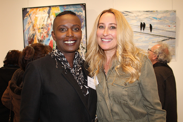 Marie Rachel Isambert & Laeti de Flo ESPACE CARTE BLANCHE