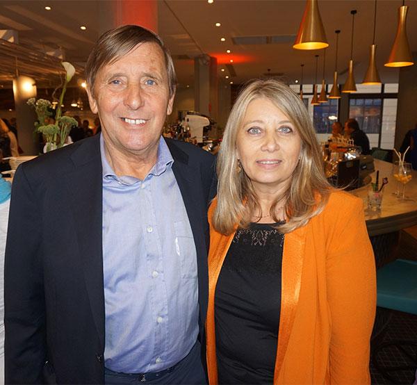 Régis et Isabelle Laurent VILLE DE MARSEILLE