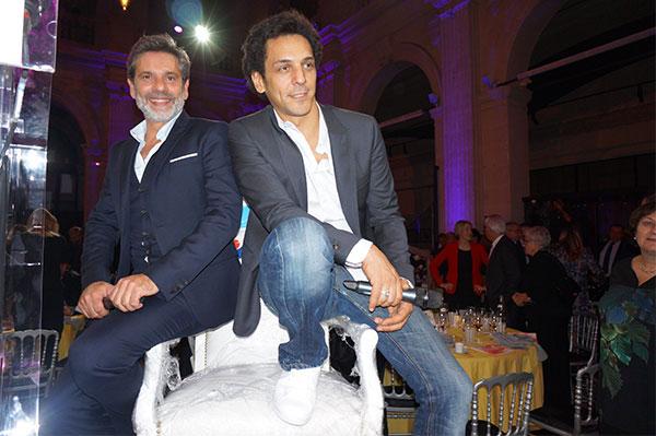 Avy Marciano & Tomer Sisley