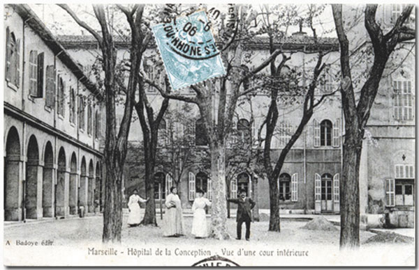Hôpital de La Conception