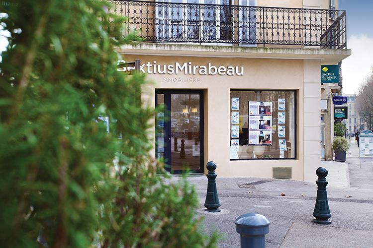 Agence immobilière Sextius Mirabeau