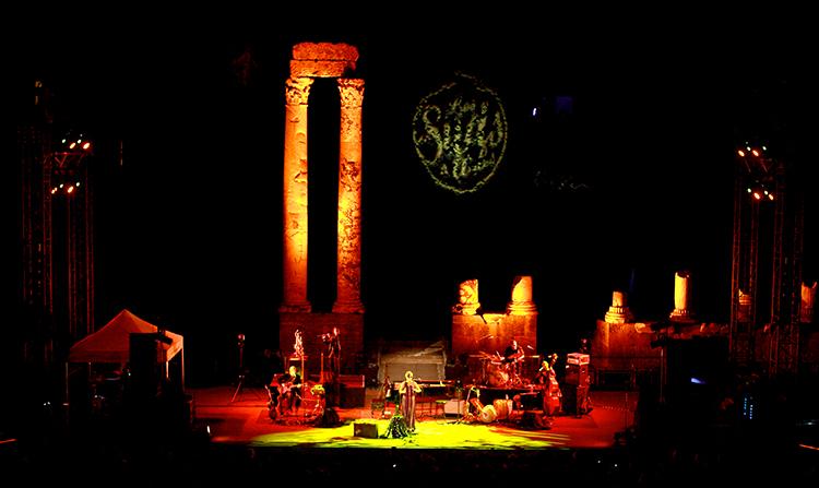 Théâtre Antique ©Florent Gardin